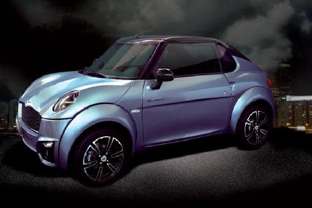 Ahora ensamblan en Puebla el primer auto eléctrico mexicano