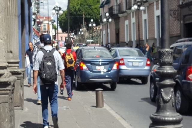 Ven riesgo en estacionamientos subterráneos para Puebla