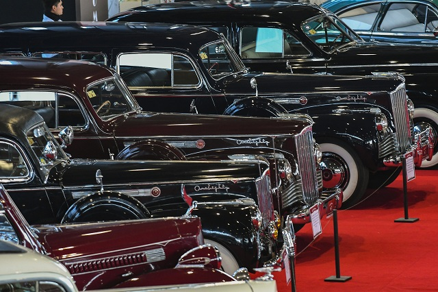 Retromobile 2017: 84 autos antiguos que te fascinarán