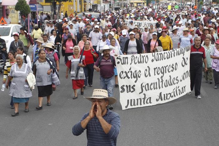 Ediles auxiliares propondrán nueva Ley Orgánica Municipal