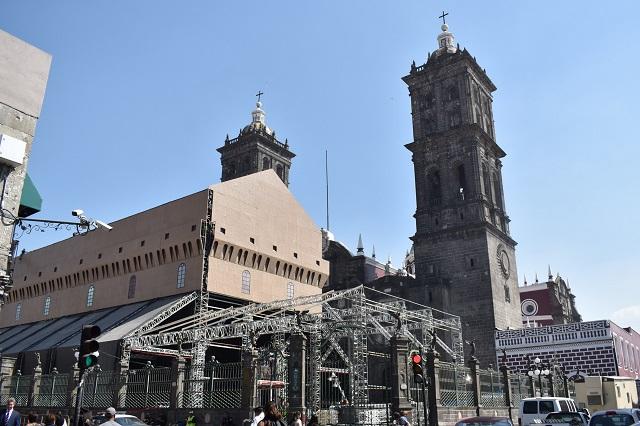 Se saturan primeros tres fines de semana para la Sixtina en Puebla