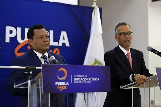No sabe gobierno estatal de mudanza de SEP a Puebla