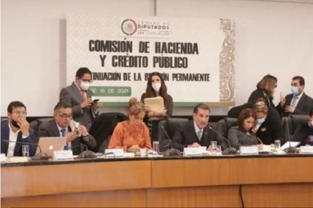 Avanza en comisiones Paquete Fiscal 2022 con RFC para jóvenes