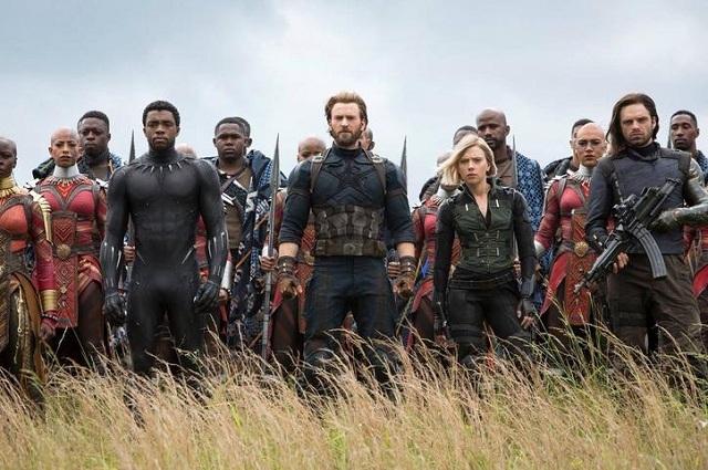 Estrenan segundo tráiler de The Avengers: Infinity War