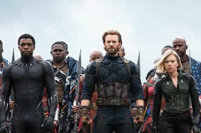 Avengers: Infinity War y Black Panther llegan Disney XD este 2020