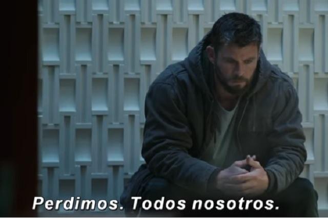 La espera terminó: estrenan adelanto de Avengers 4: End Game
