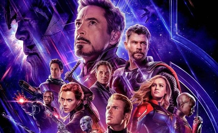 Estrenan tráiler de Avengers: Endgame con Capitana Marvel