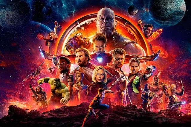 Avengers: Infinity War rompe récords de taquilla en México y hace historia