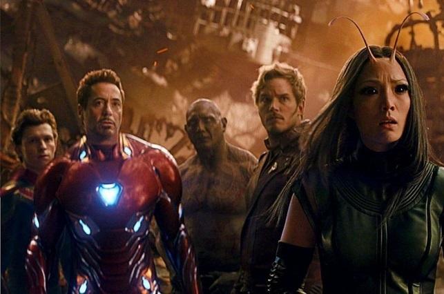 Avenger: Infinity War logra impresionante récord de taquilla en México