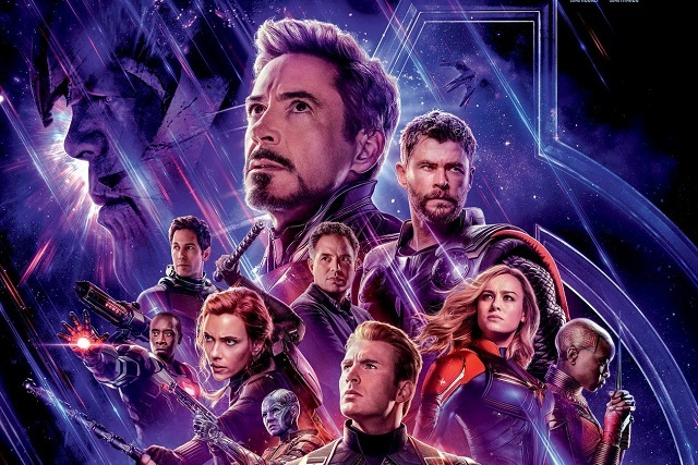 Avengers: Endgame rompe récords de preventa de boletos