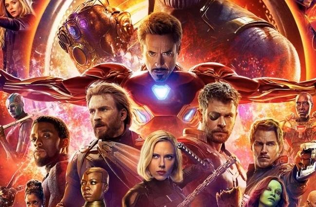 Filtran escenas en YouTube y Twitter de Avengers: Endgame