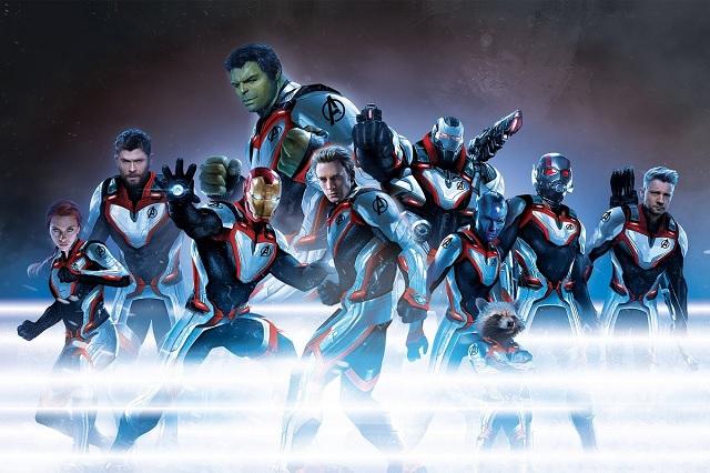 Ya llegaron los juguetes de Avengers: Endgame a México