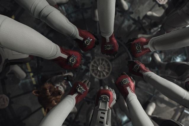 Avengers: Endgame tendrá relanzamiento con escenas inéditas