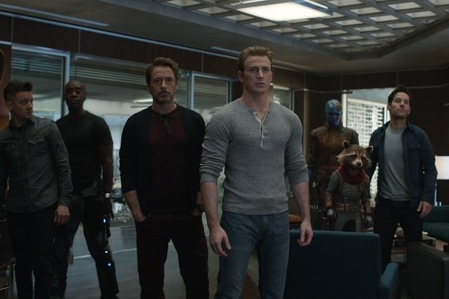 Avengers: Endgame la más vista de la historia en México
