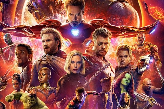 ¿Largas filas en Puebla para ver Avengers: Infinity War? Checa los horarios