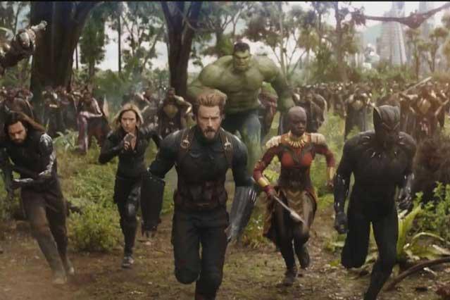 Llega el primer impactante tráiler de Avengers: Infinity War
