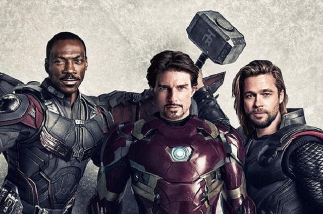 Si película de los Avengers se hubiera rodado en los 90, ¿así se verían?