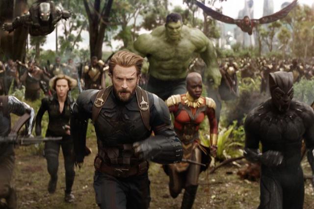 Avengers: Infinity War es un fenómeno en taquilla, checa cuánto ha recaudado