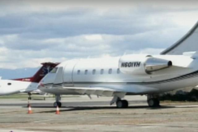 Reportan desaparecido avión que regresaba de la pelea de El Canelo