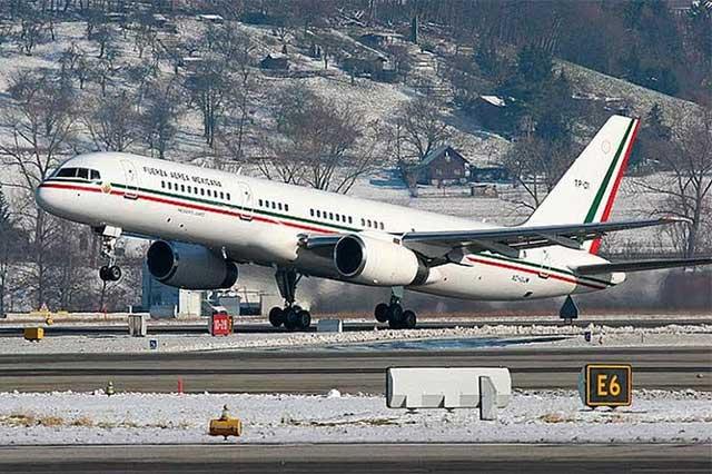 Detecta Auditoría irregularidades en la compra del avión presidencial