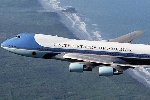Boeing le revira a Trump que hay un contrato de 170 mdd por el Air Force One