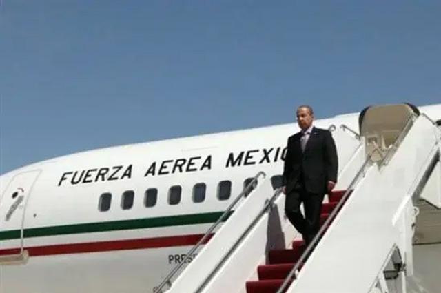 Venden antiguo avión presidencial por 65 mdp