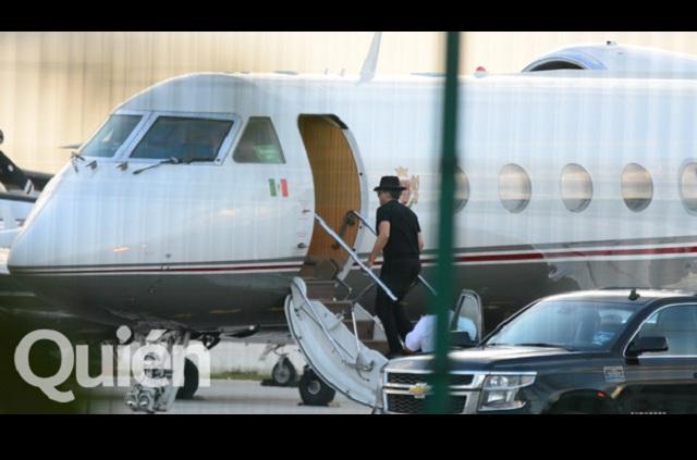 Antes de partir a Argentina, Luis Miguel estuvo en Cancún