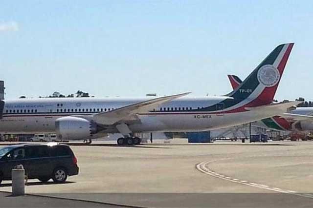 El Estado Mayor revisa con lupa el nuevo avión presidencial