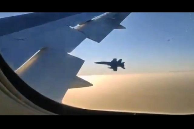 Avión de Air Canadá intenta aterrizaje de emergencia en Madrid, España