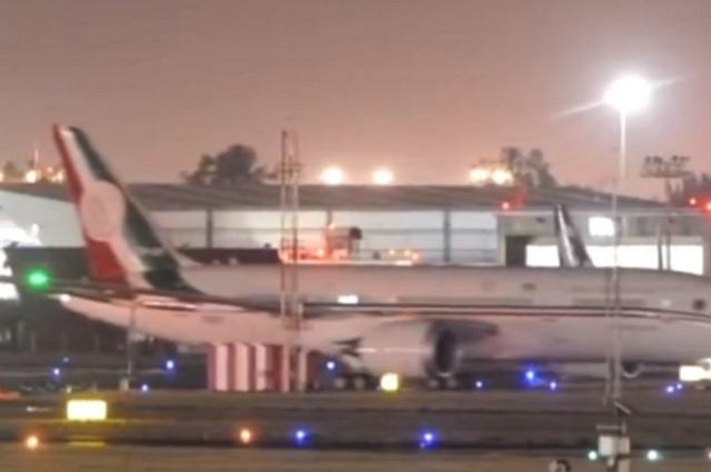 El avión fifí de EPN volvió a fallar y lo dejan en Nueva York