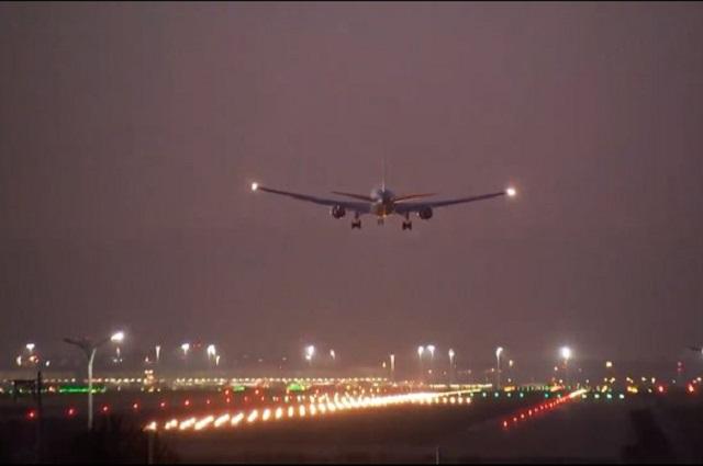 Logra aterrizar de emergencia avión de Air Canadá en Barajas, España
