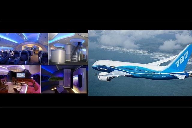 Aterriza en el aeropuerto del DF el nuevo avión presidencial