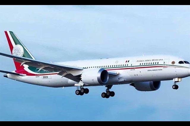 El dinero para pagar el avión presidencial saldrá del Ejército