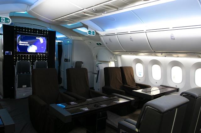 Ya me entró la curiosidad de subirme al avión presidencial, dice AMLO