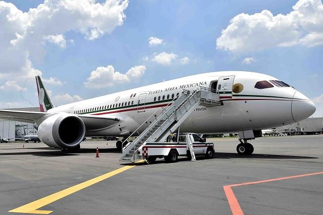 4 Datos del avión presidencial que seguramente no sabías