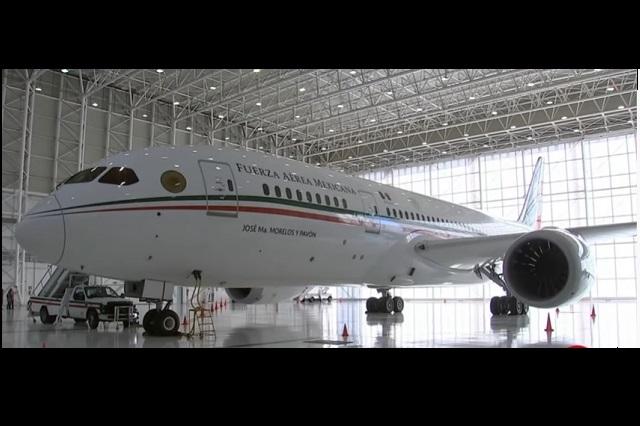 Desmiente Mark Cuban que haya comprado avión que rifará AMLO