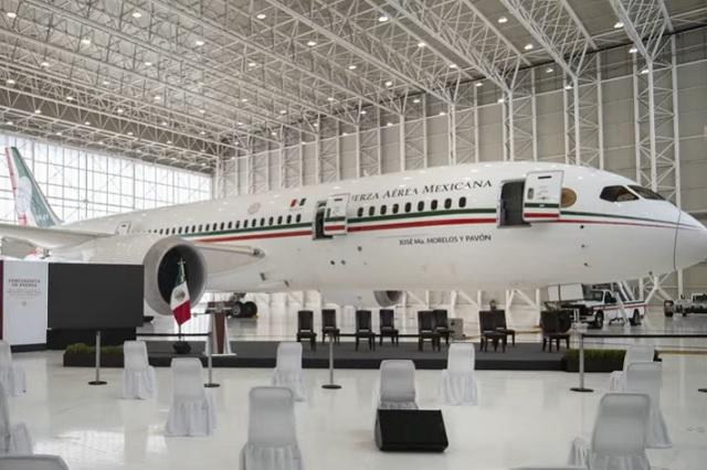 Comité Olímpico descarta usar avión presidencial para viajar a Tokio