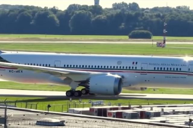 Anuncio de la venta del avión presidencial aparecerá hoy en el portal de la ONU