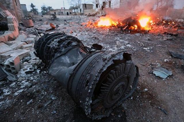 Se estrella avión militar ruso en base aérea en Siria y mueren 32 personas