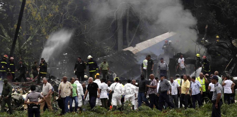 Identifican cuerpo de mexicana que murió en accidente de avión en Cuba
