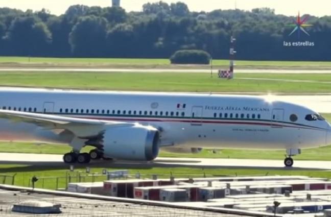 Hay 6 interesados en comprar el avión presidencial, dice Banobras