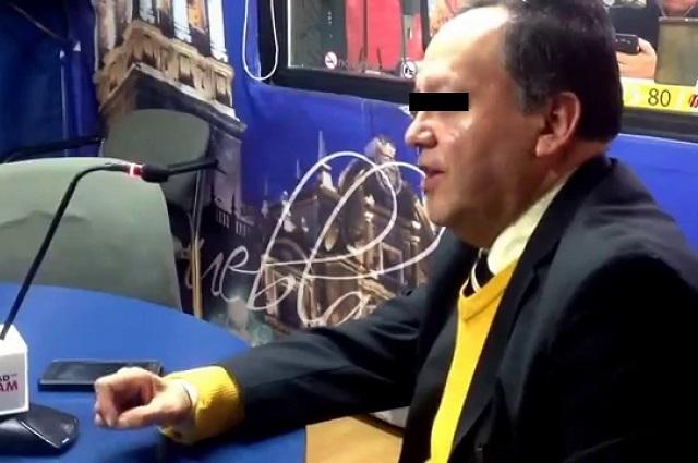 Acusan por abuso de autoridad y extorsión a magistrado de Arbitraje