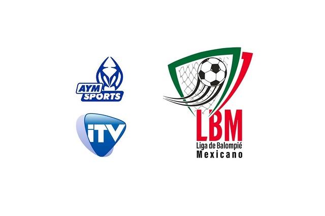 Partidos de la Liga de Balompié irán por AyM Sports, su nueva televisora