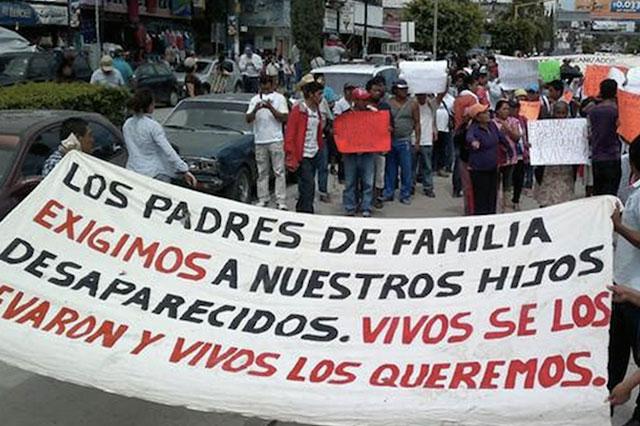 Universidad de Innsbruck identifica a otro normalista de Ayotzinapa