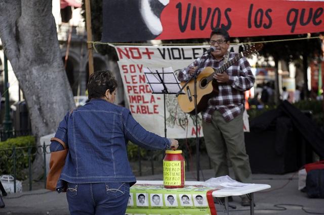 Marcharán contra desapariciones por motivos políticos, en Puebla