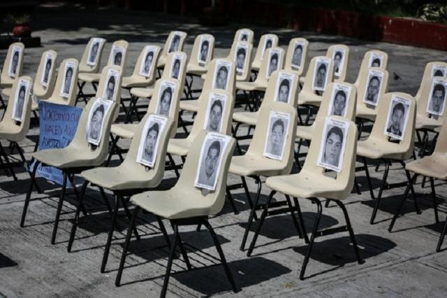 Estudiantes de Teteles se sumarán a marchas por aniversario Ayotzinapan