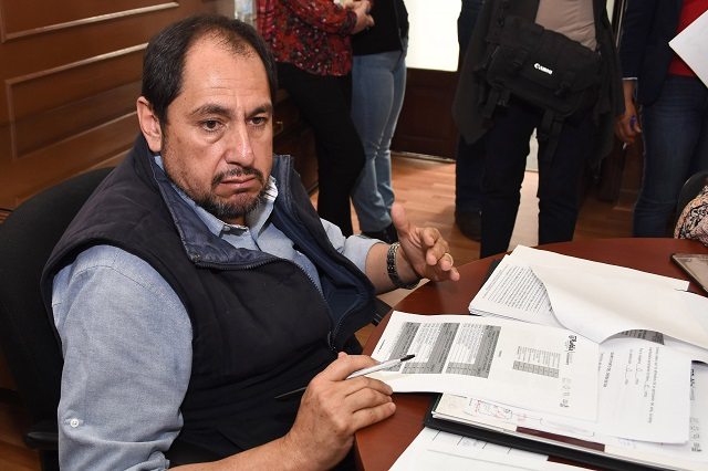 Regidores del PAN denunciarán a Claudia Rivera por promoverse con recursos públicos