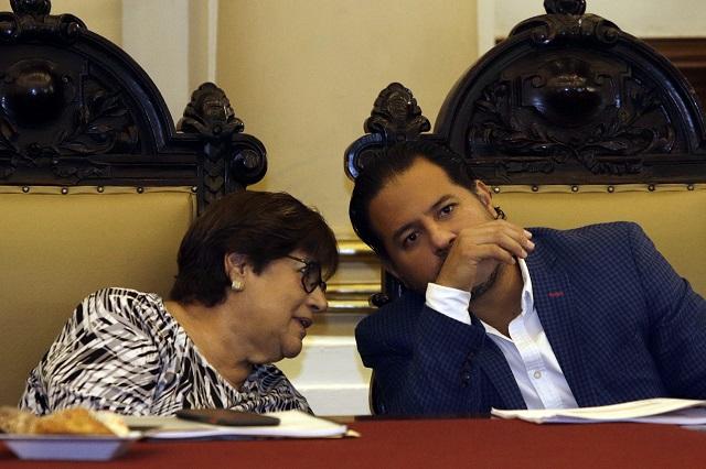 De panzazo aprueban estados financieros de Puebla capital