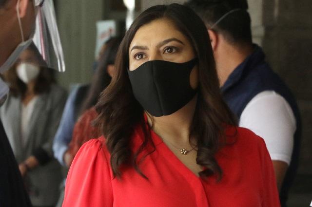 Dichos de Barbosa generan misoginia y violencia: Claudia Rivera