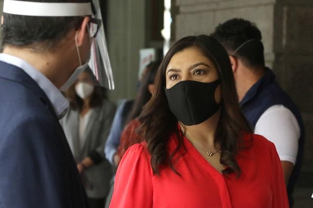 PAN prevé fracaso de Claudia Rivera si busca la reelección